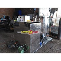 Distributor Local Vacuum Evaporator Machine 3