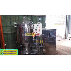 Local Vacuum Evaporator Machine