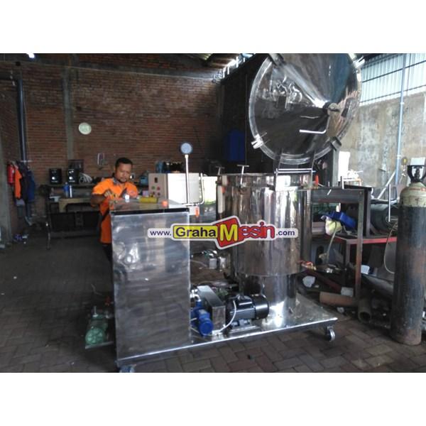 Mesin Evaporator Vaccum Lokal