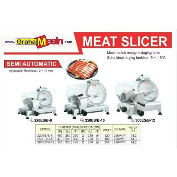 Mesin Meat Slicer Serbaguna Import