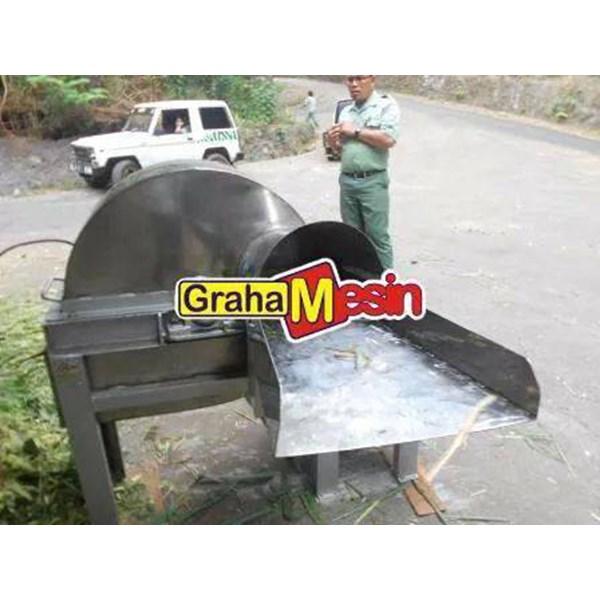 Mesin Perajang rumput Serbaguna Lokal