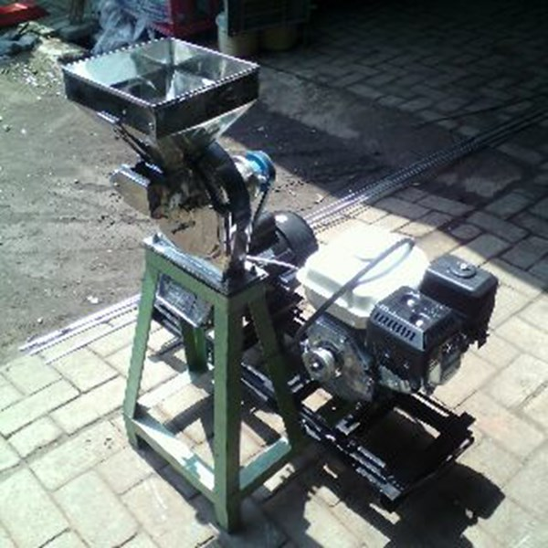 Disk Mill Ffc 15 Stainless Steel