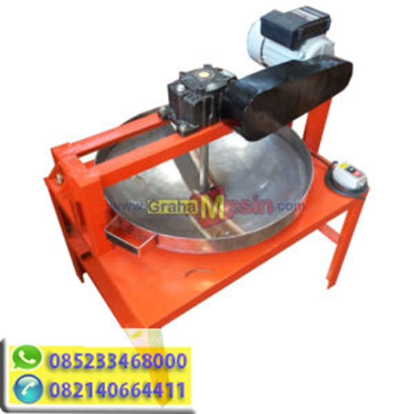 Mesin Pengaduk Gula Merah Dan Semut Otomatis