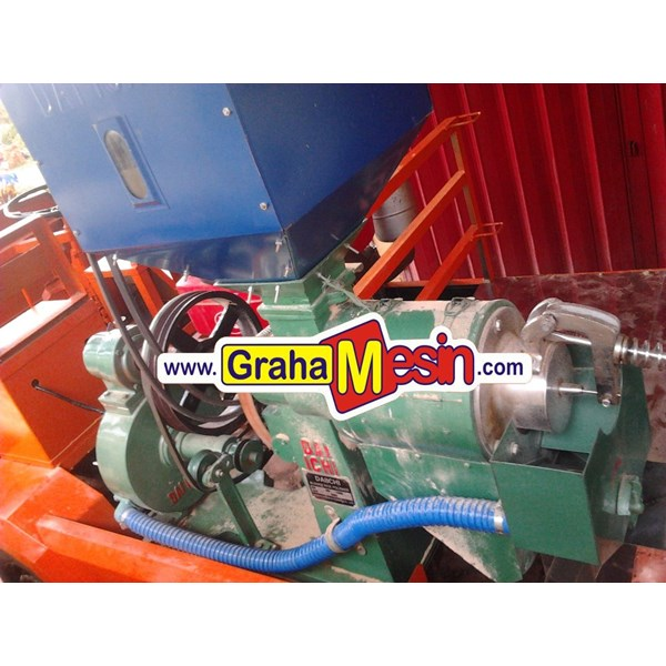 mesin poles beras rice polisher