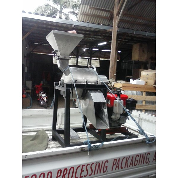 mesin hammer mill stainless steel