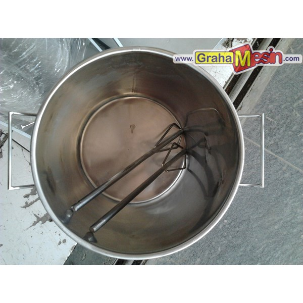 Mesin Mixer Roti Mini Sederhana Lokal
