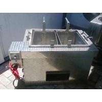 Alat Penggoreng Bawang Merah Deep Fryer Gas