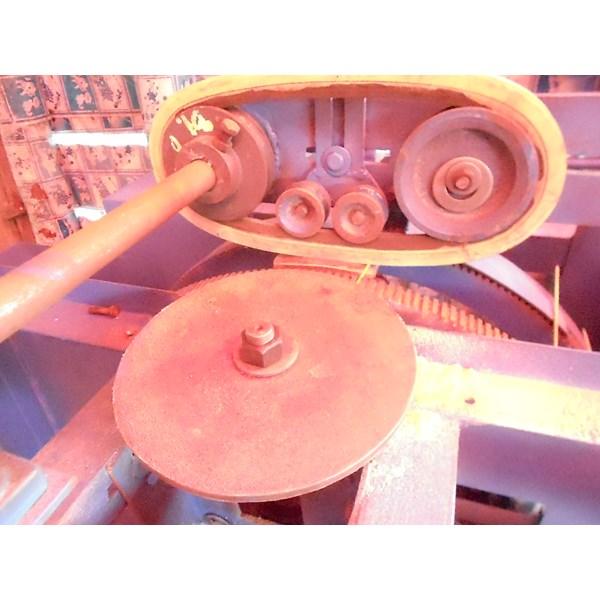 Mesin Peruncing Lidi Bambu Tusuk Sate