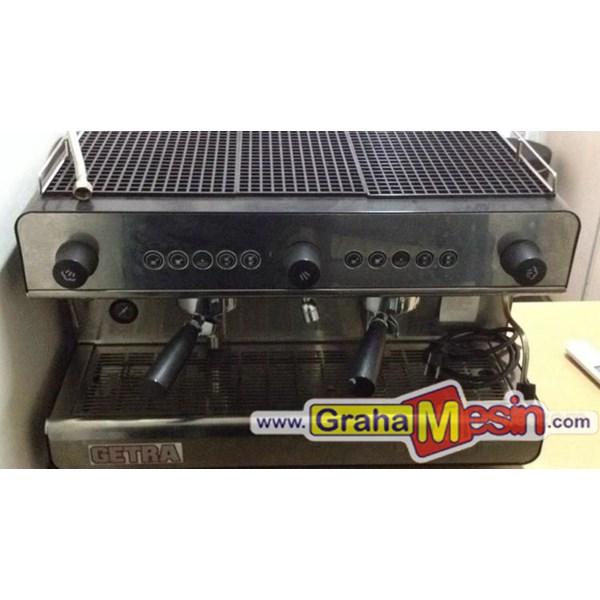 Mesin Penyeduh Kopi Espresso Dan Cappucino Import