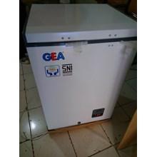 mesin chest freezer kotak pendingin makanan