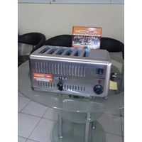 mesin pemanggang roti