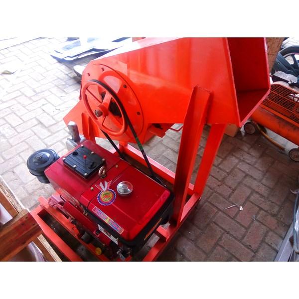 mesin penghancur batu balok otomatis