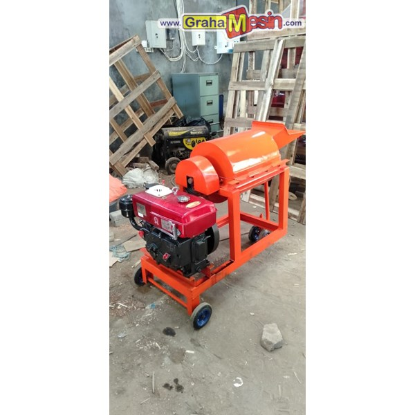 Mesin Pengolah Pupuk Organik APPO Lokal