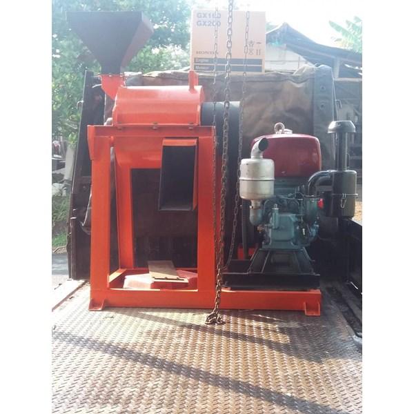 mesin giling tepung tapioka hammer mill