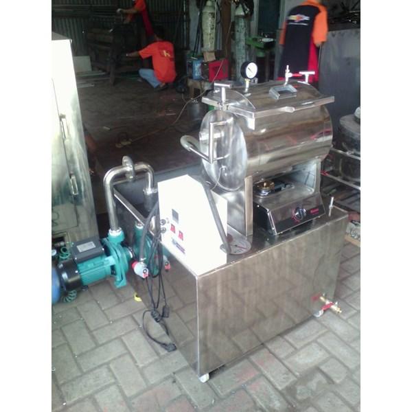 Mesin Vacuum Frying – Mesin Pembuat Keripik Buah