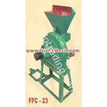 Mesin Penepung Disk Mill Ffc45  Mesin Penepung Bijian Harga Murah