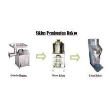 Mesin Paket Pembuatan Bakso