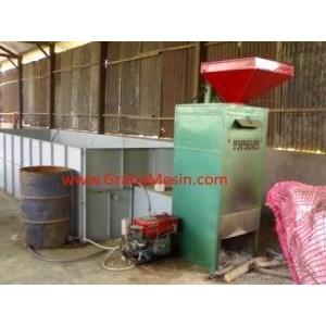 Mesin proses pengering padi harga murah