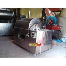 Mesin Sangrai Kopi Canggih Otomatis  Sangrai kopi cepat