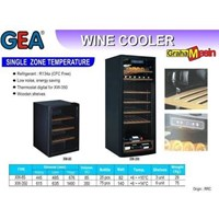 Jual  Freezer Pendingin Minuman Wine Cooler Freezer Harga Murah
