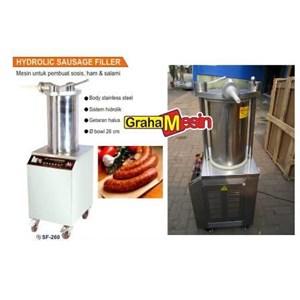 Mesin Produksi Sosis Hydrolic  Mesin Pembuat Sosis Cepat Mudah
