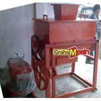 Mesin Grinder Pupuk Kompos  Penggiling Pupuk Organik Harga Murah 1