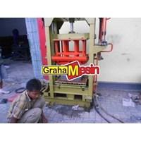 Mesin Press Batako Manual 1