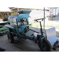 Mesin perontok padi industri pertanian 1