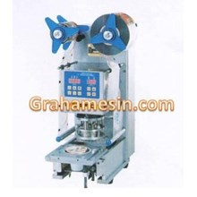 Mesin Cup Sealer Full Automatic Otomatis Cup Sealer