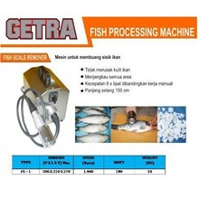 Mesin Pembuang Sisik Ikan Alat Pembersih Sisik Ikan Otomatis