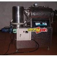 Mesin Pengering Buah Mesin Pembuat Kripik Buah Mesin Vacuum Frying 1
