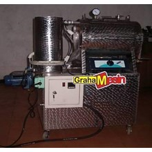 Mesin Pengering Buah Mesin Pembuat Kripik Buah Mesin Vacuum Frying