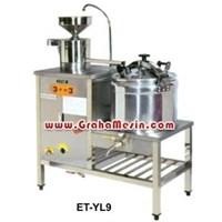 Mesin Pembuat Susu Kacang Kedelai  Mesin Susu Higienis 1
