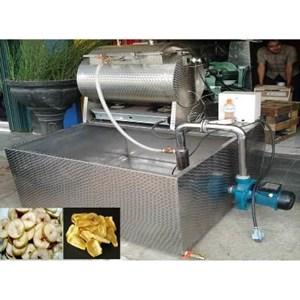 Mesin Produksi Kripik Buah dan Sayur Canggih