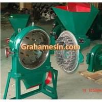 Mesin Pembuat Tepung Bijian Hasil Halus  Mesin Penggiling Tepung  Mesin Disk Mill 1