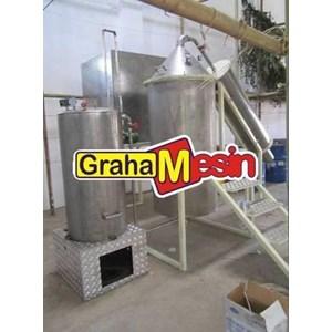 Mesin Penyuling Minyak Alat Destilasi Minyak