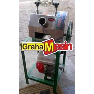 Mesin Sari Tebu Alat Pemeras Tebu Semi Otomatis