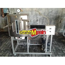 Mesin Vacuum Dryer