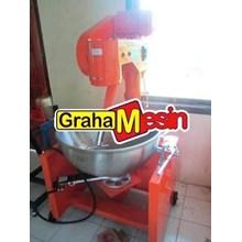 Mesin Cooking Mixer Pembuat Sup Kental Alat