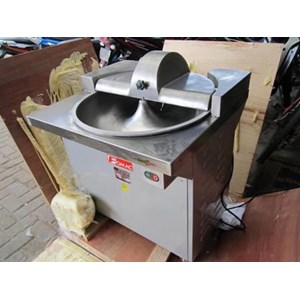 Mesin Silent Cutter Alat Pemotong Daging Bakso