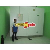Mesin Penyimpanan Es dan Obat Mesin Cold Room 1