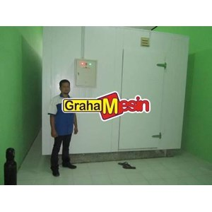 Mesin Penyimpanan Es dan Obat Mesin Cold Room
