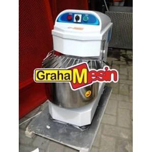 Mesin Spiral Mixer Roti Alat Pengaduk Adonan Roti