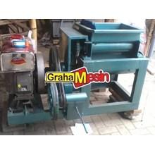 Mesin Pencetak Batu Bata Merah Produksi Bata
