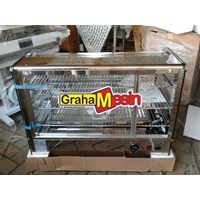 Mesin Penghangat Kue Alat Food Warmer 1