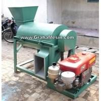 Mesin Pencacah Kompos Produksi Kompos Organik 1