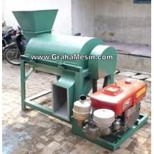 Mesin Pencacah Kompos Produksi Kompos Organik