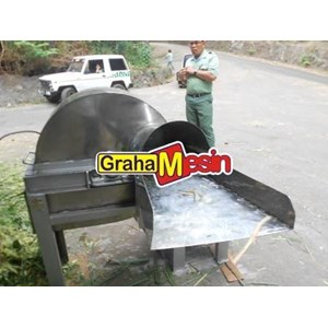 Mesin Perajang Rumput Alat Chopper Bongkol Jagung