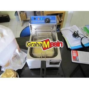 Mesin Penggoreng Daging Alat Deep Frying Daging