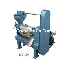 Mesin Press Minyak & Filter Minyak